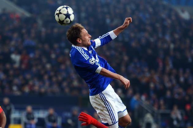 Schalke Lose Ground to Eintracht Frankfurt