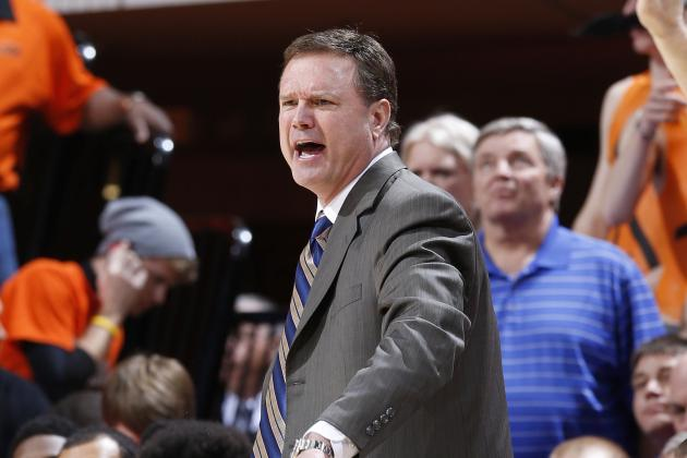 Bill Self Thinks Oklahoma State Is Big 12 Title Favorite