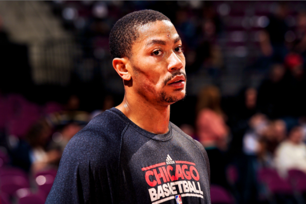 Derrick Rose Unlikely to Return from Injury During 2013 Playoffs