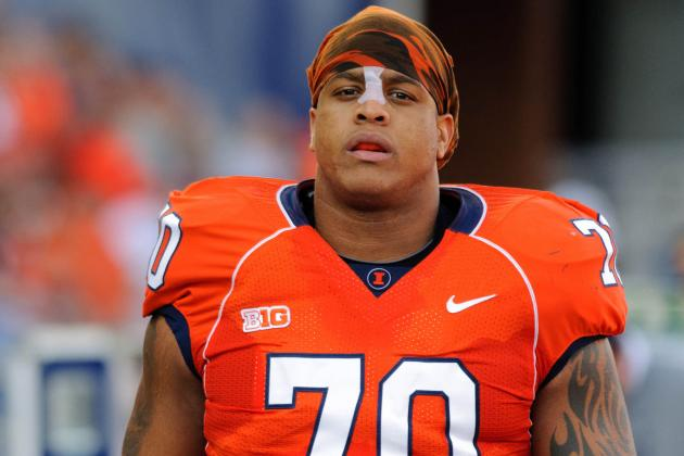 Illini Lineman Granted Sixth Season of Eligibility