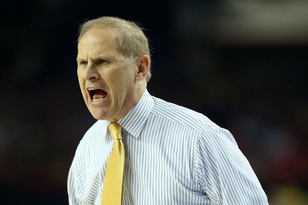 Michigan's John Beilein Tinkers with Shifting Positions for Next Season