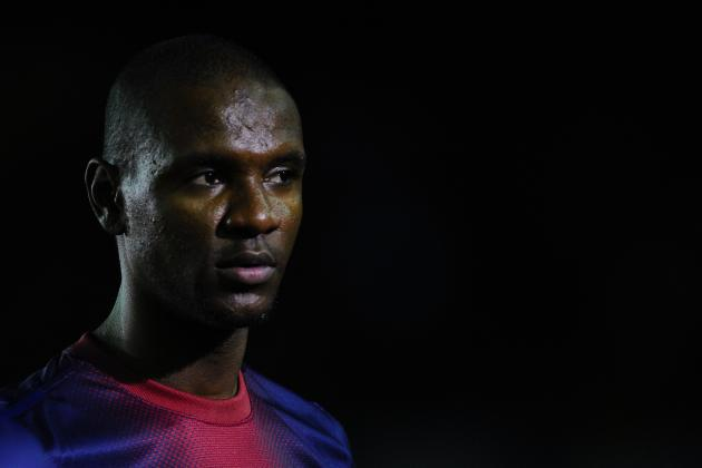 FC Barcelona: Why Eric Abidal Was Barcelona's Man of the Match Against Levante
