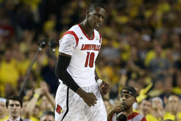 NBA Draft Breakdown and Scouting Report for Louisville Star Gorgui Dieng