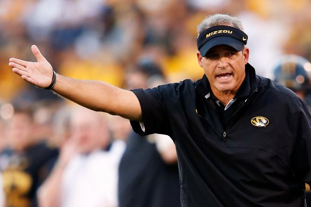 Training New Leaders Is an Emphasis for MU Coach Gary Pinkel