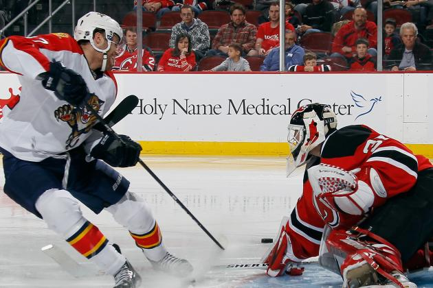 Devils Keep Playoff Hopes Alive, Come Back to Beat Panthers 6-2