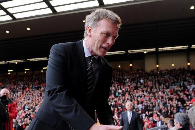 Moyes Shifts Euro Focus