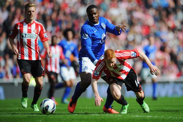 Rating the Everton Players in the 1-0 Loss at Sunderland