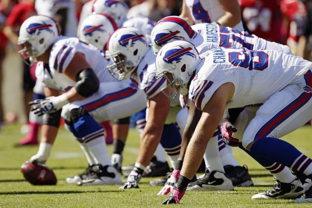 Buffalo Bills: Offensive Line Needs to Be Main Focus Entering NFL Draft