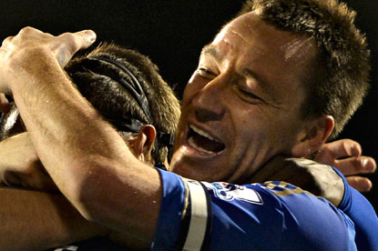John Terry in the Chelsea Margins but Still at Heart of the Story