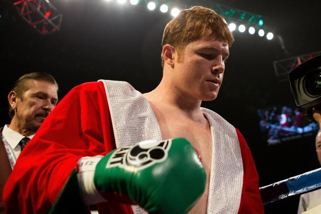 Saul 'Canelo' Alvarez Defeats Austin Trout to Unify Junior Middleweight Title
