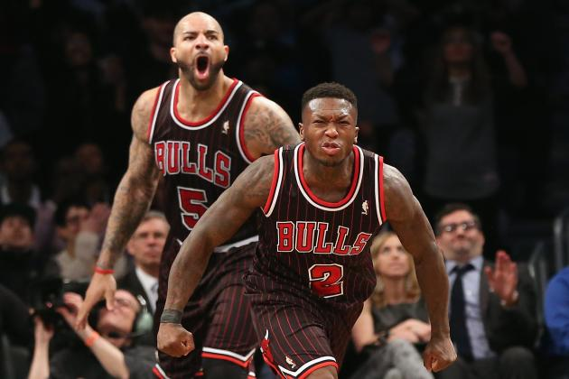 Bulls vs. Nets: Breaking Down Top Matchups to Watch for in Game 1