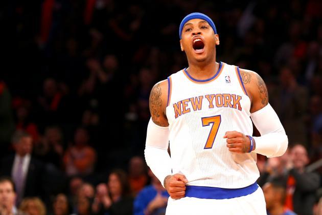 New York Knicks vs. Boston Celtics: Game 1 Score, Highlights and Analysis