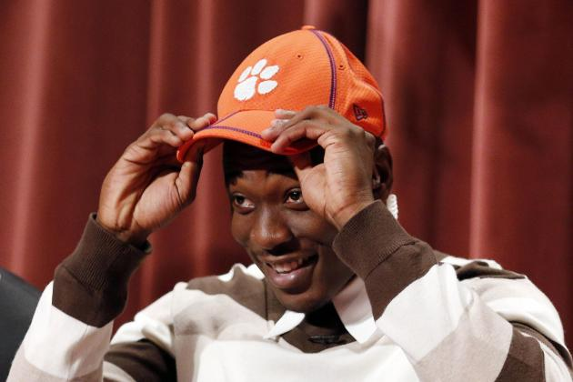 Clemson Football: Which Incoming Freshman Will Have a Chance to Play in 2013?
