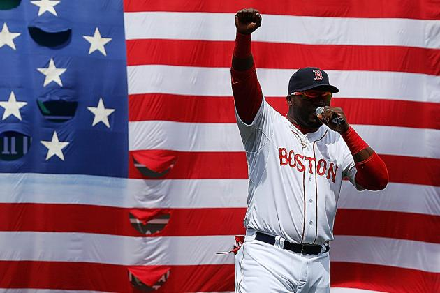 Ortiz: 'I've Been in a Lot of Great Games, ... but This Was Different.'