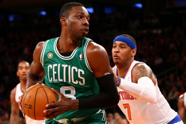 Jeff Green Is Boston Celtics' Last, Best Hope to Carry Team to an Upset