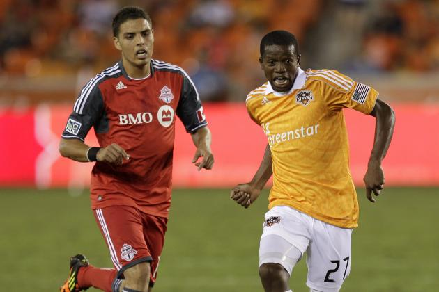 Pair of Injuries Dampen Houston Dynamo Afternoon in Toronto