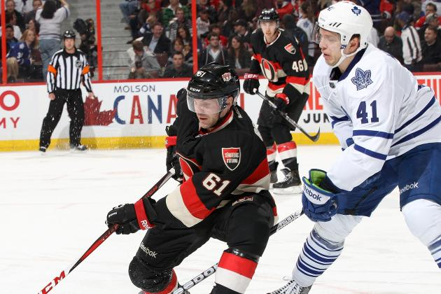 ESPN Gamecast: Maple Leafs vs. Senators