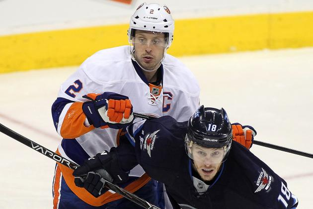 Islanders Edge Jets in Shootout Thriller