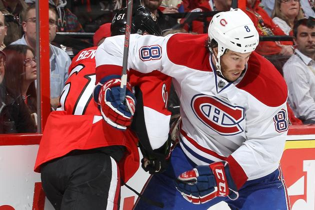 Caps Crush Habs 5-1, Ovie Nets 2