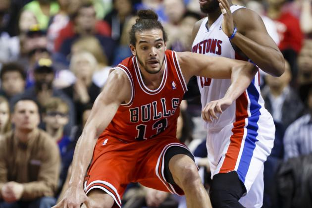 Joakim Noah Will Reportedly Play in Chicago Bulls' NBA Playoff Opener vs. Nets