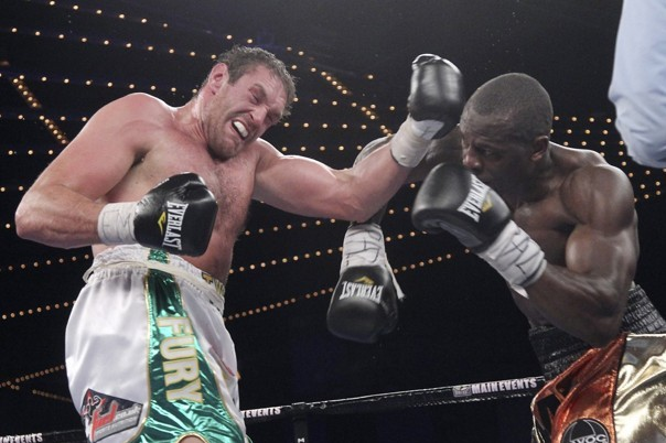 Steve Cunningham Shows Class and Toughness Despite KO Loss to Fury