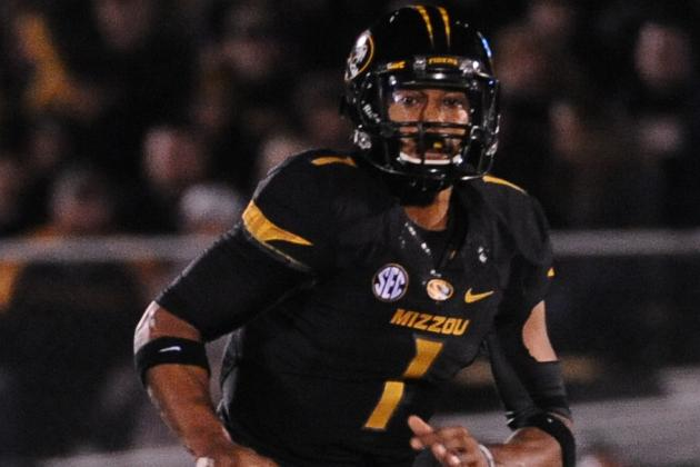 Pinkel Will Take Missouri QB Competition to Fall