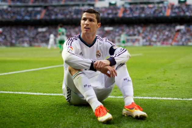 Cristiano Ronaldo's Lack of Rest Won't Affect Star Against Borussia Dortmund