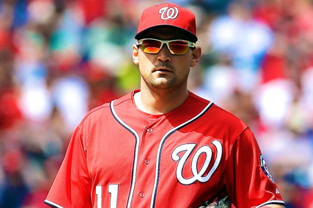 Ryan Zimmerman Injury: Updates on Nationals Star's Hamstring