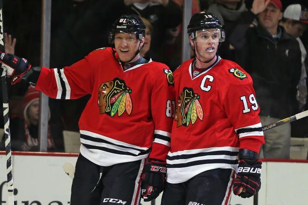 Blackhawks MVP? It's Got to Be Toews