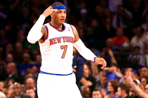 How Much More Can NY Knicks' Carmelo Anthony Be Expected to Do?