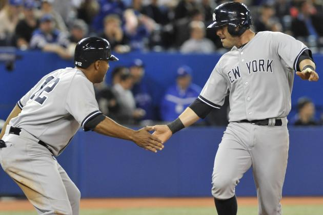 Yankees Offense Good and Lucky