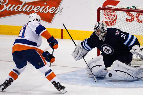 Tavares Nets Winning Goal in Shootout, Pushing Islanders Past Jets