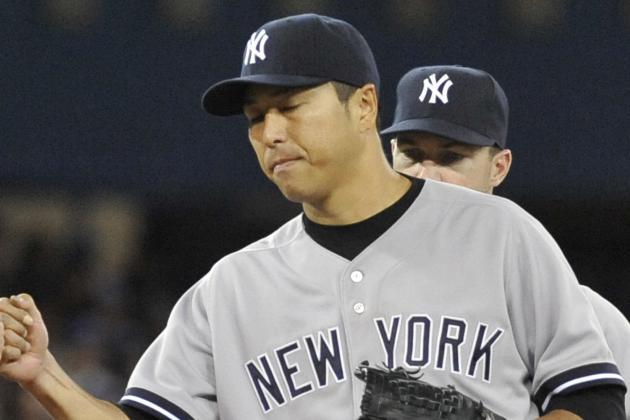 Kuroda Comes Up Empty