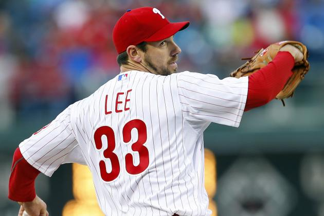 Phillies Could Trade Cliff Lee If They Falter