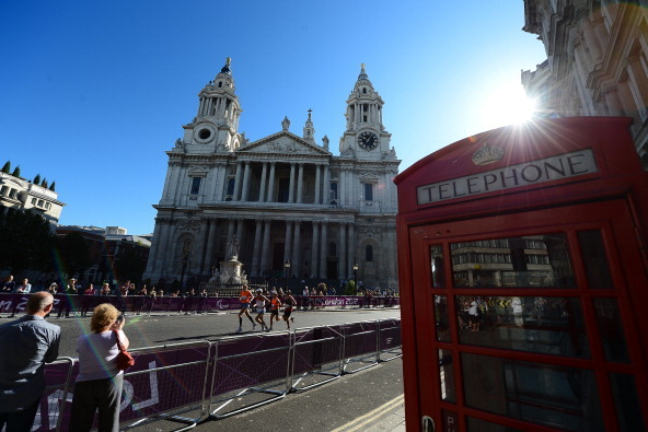 London Marathon 2013: Viewing Information for Sunday's Race