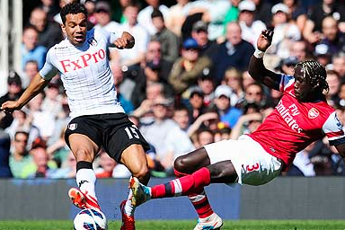 Per Mertesacker's Goal Enough to Secure Victory for Arsenal at Fulham