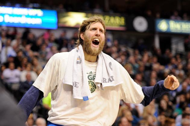 Nowitzki Ready to Recruit for Rebuilding Mavericks