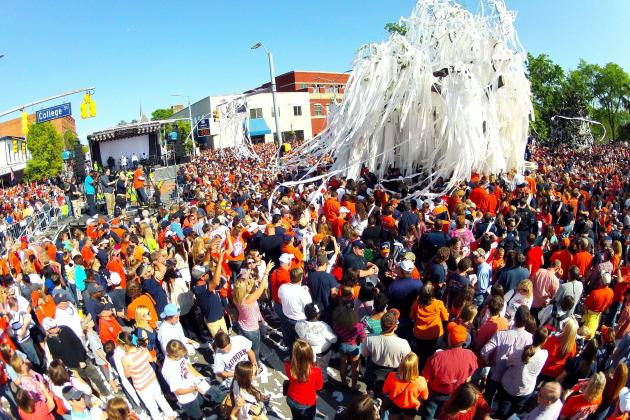 Auburn Football: Toomer's Oaks Soon to Be Removed, but Never to Be Forgotten
