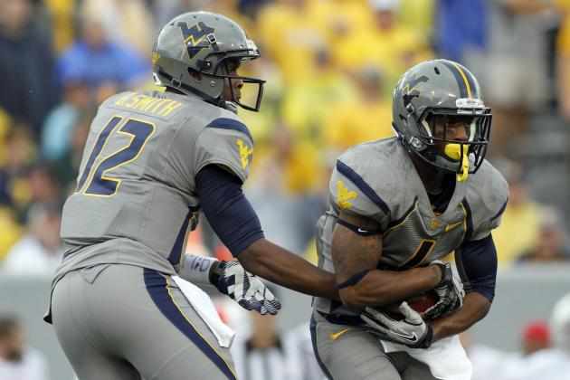 2013 NFL Draft: Geno Smith, Tavon Austin a Possible Combination for Jets