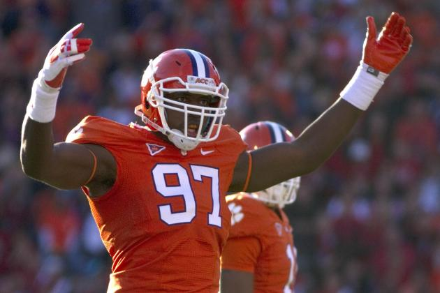 Malliciah Goodman Scouting Report: NFL Outlook for Clemson DE