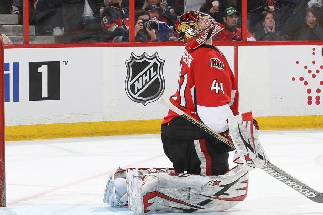 Leafs Clinch Berth Behind Reimer's 49 Saves