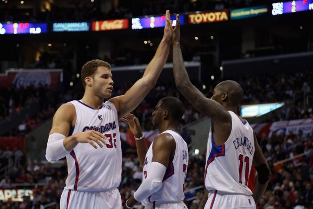 NBA Playoffs 2013: Clippers vs. Grizzlies First-Round Preview