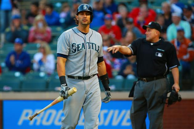 Seattle Mariners: Offense Struggling Again in 2013