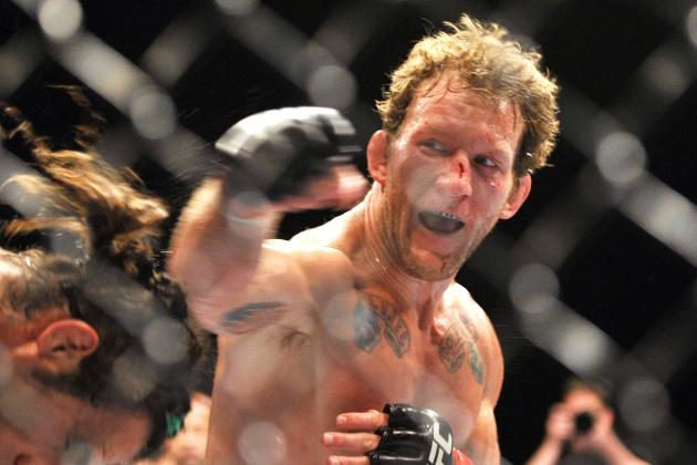Winner of Gray Maynard vs. T.J. Grant at UFC 160 Gets Next Title Shot