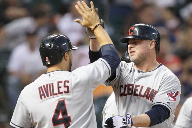 Giambi's 5 RBIs Leads Indians Past Astros