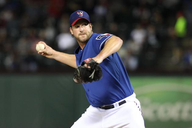Rangers Lose Tepesch Early to Wrist Injury, but Bullpen Steps Up in 5-0 Win