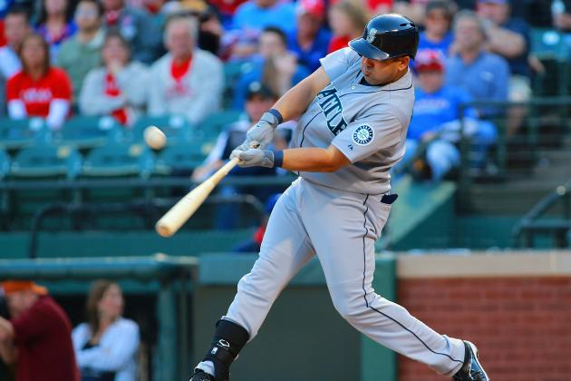 Mariners Now Scoreless in 19 Innings as They Take a 5-0 Loss