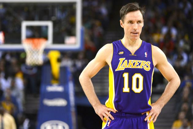 Steve Nash Injury: Updates on Lakers Star's Leg