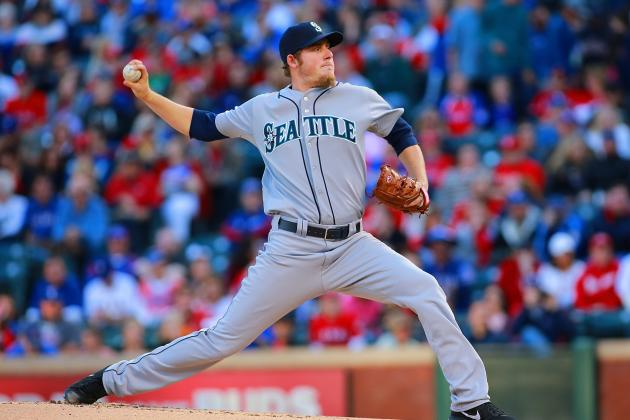 Seattle Mariners Shut out by Texas Rangers, 5-0