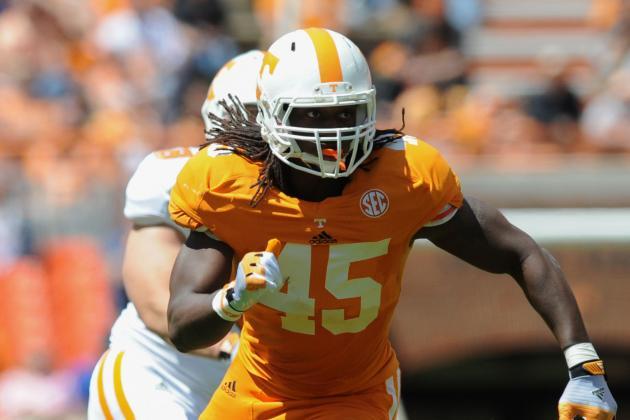 Tennessee Football 2013 Spring Game: Defensive Adjustments Vols Must Make